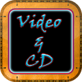 Video & CD Icon